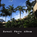 Hawaii Photo Album