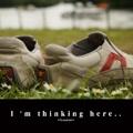 I 'm thinking here..