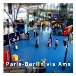 Paris-Berlin via Ams