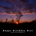 Happy Birthday Rise