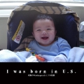 I was born in U.S.