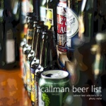 callman beer list