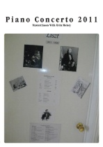 Piano Concerto 2011