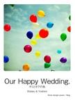 Our Happy Wedding.