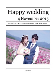 Happy Wedding Photo