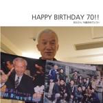 HAPPY BIRTHDAY 70!!