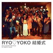 RYO♡YOKO 結婚式