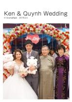 Ken & Quynh Wedding