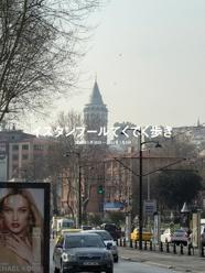 イスタンブールてくてく歩き