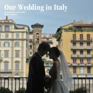 Our Wedding in Italy
