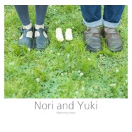 Nori and Yuki