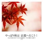 やっぱり秋は 京都へ行こう!