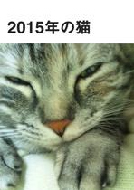 2015年の猫