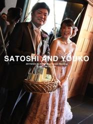 SATOSHI AND YOUKO
