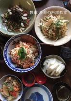雛蔵 季節の料理教室