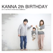 KANNA 2th BIRTHDAY