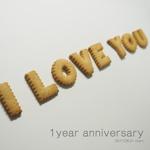 1year anniversary