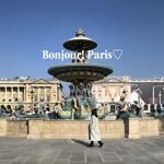 Bonjour! Paris♡