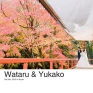 Wataru & Yukako