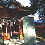 七五三詣り〜冠稲荷神社〜