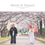 Motoki & Megumi
