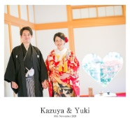Kazuya & Yuki