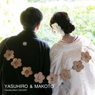 YASUHIRO & MAKOTO