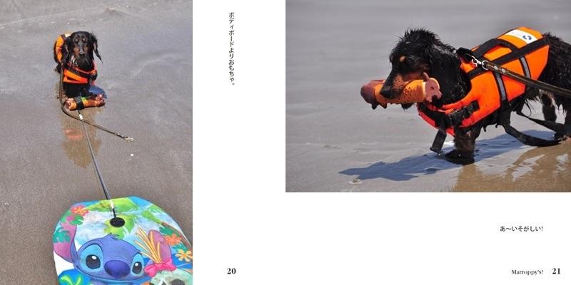 フォトブック 20ページ目